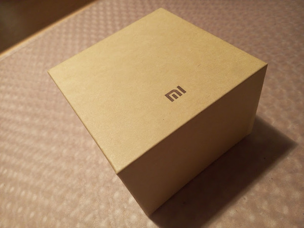 Xiaomi Mi Band Verpacking