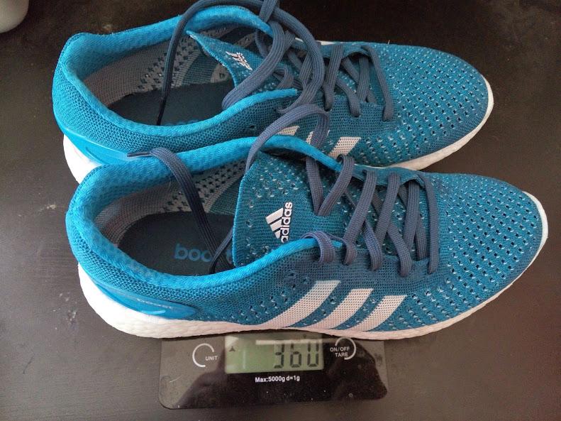 Adidas Pure Boost Gewicht