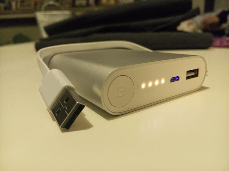 Xiaomi Powerbank LEDs