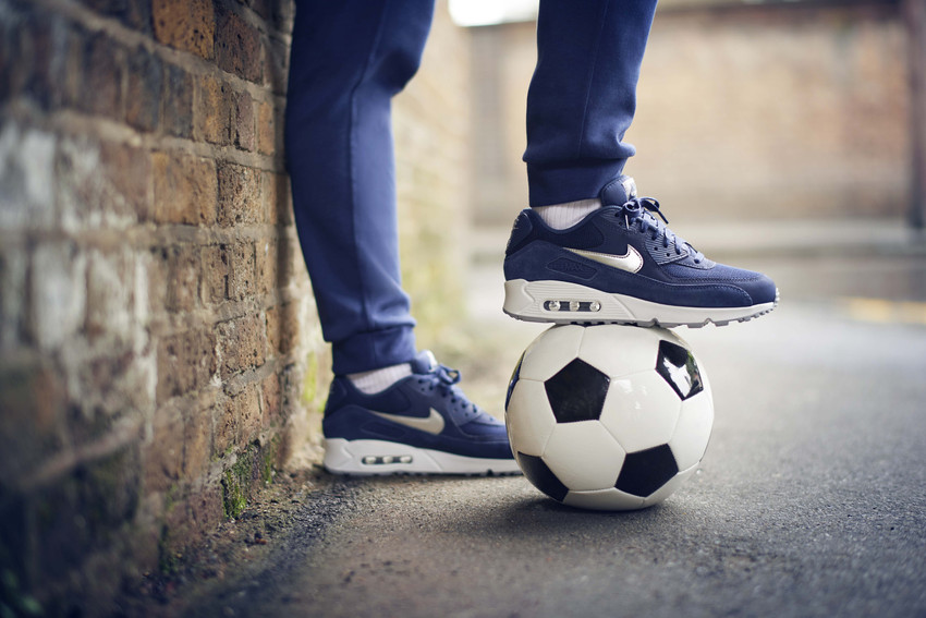 Foot Locker Lifestyle of Football