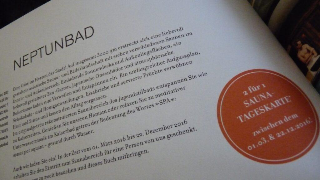 Taste Twelve Köln