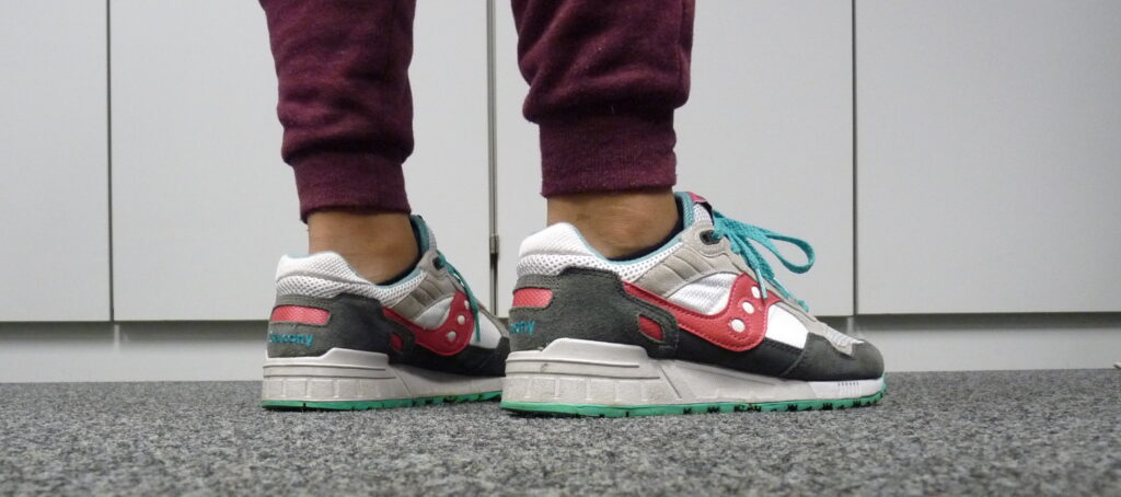 Saucony Shadow 5000 WMNS Pink Turquoise
