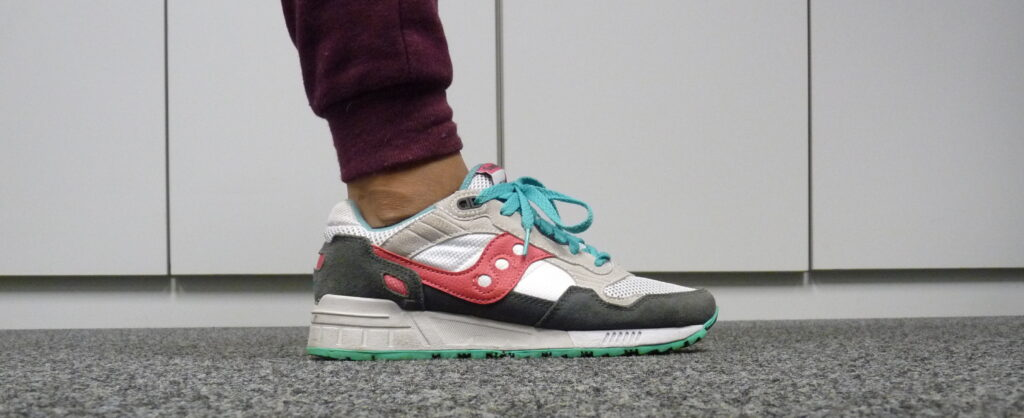 Saucony Shadow 5000 Pink Turquoise