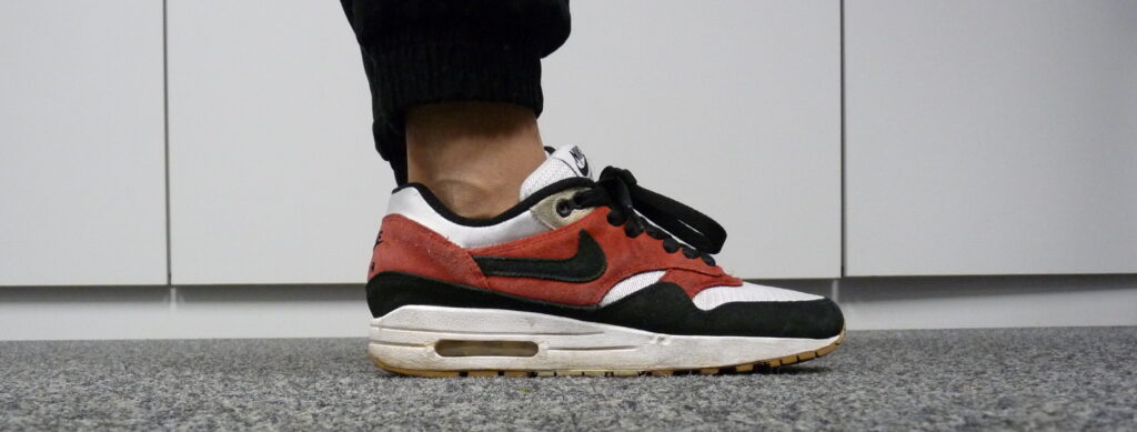 Nike Air Max 1 West Edition – Black / Red
