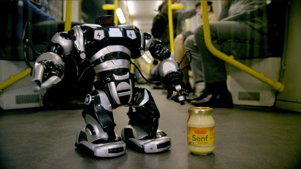 BVG Roboter