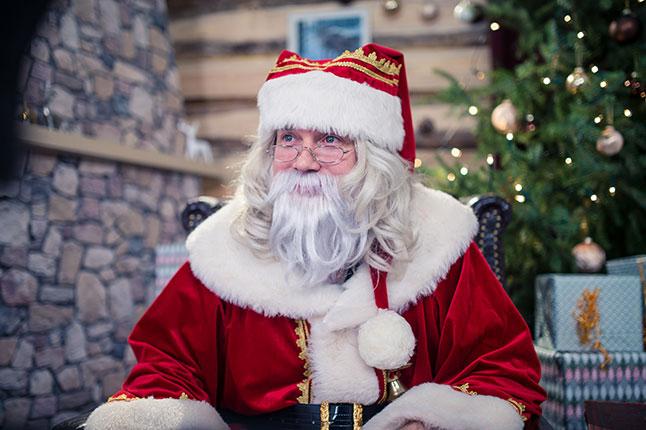 LIDL Weihnachtsmann