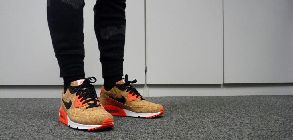 Nike Infrared Cork