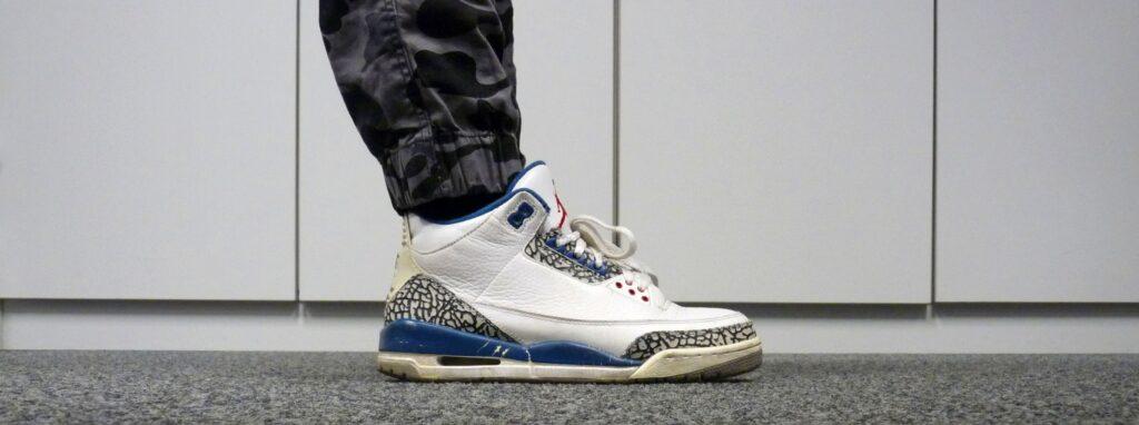 Jordan True Blue