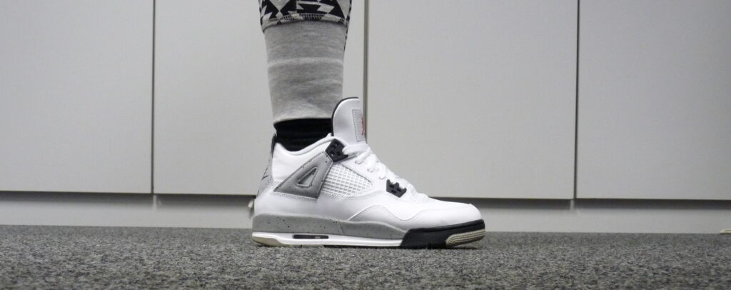 Jordan IV White Cement GS