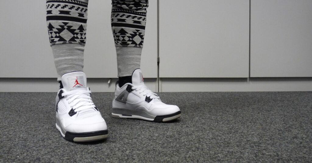 Air Jordan White Cement