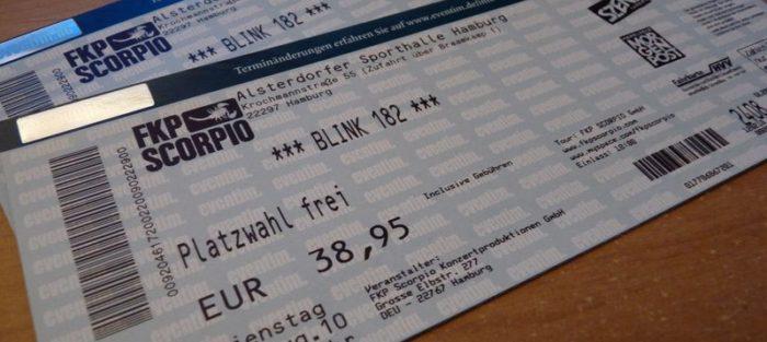Blink-182 Konzert