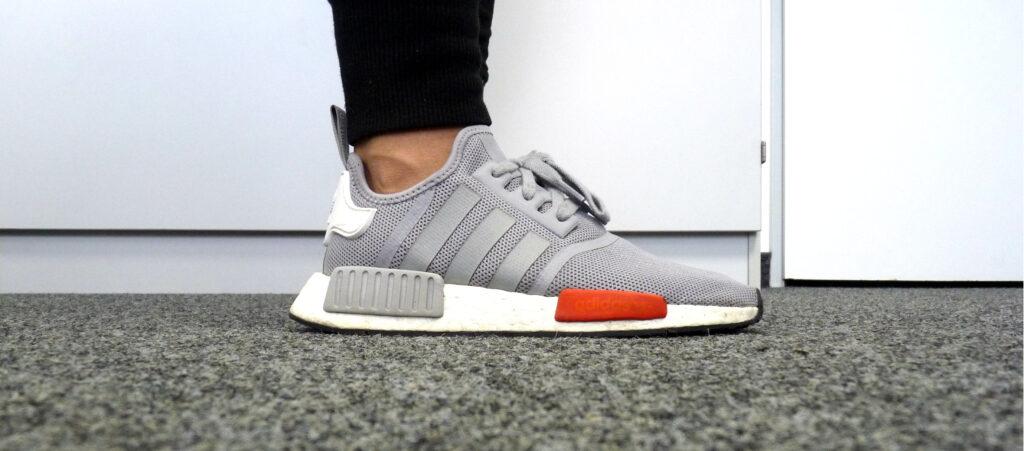 Adidas NMD R1 Mesh (Grey)
