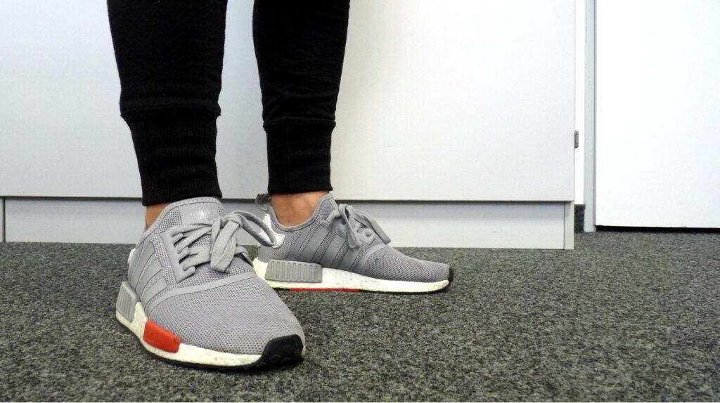 Adidas NMD Mesh (Grey)