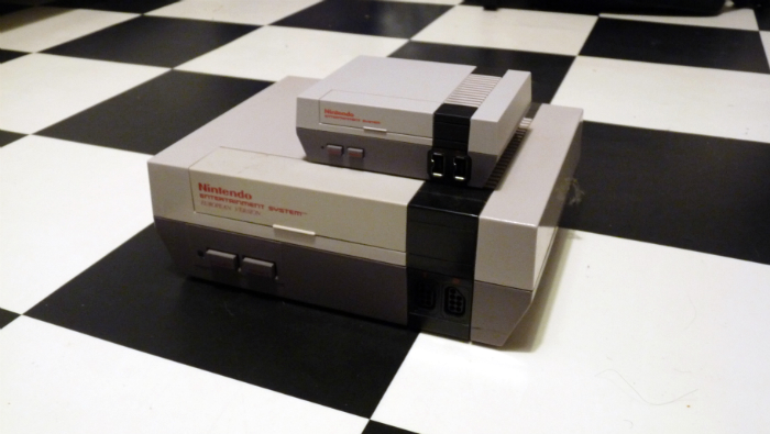 Nintendo NES Classic Mini Vergleich