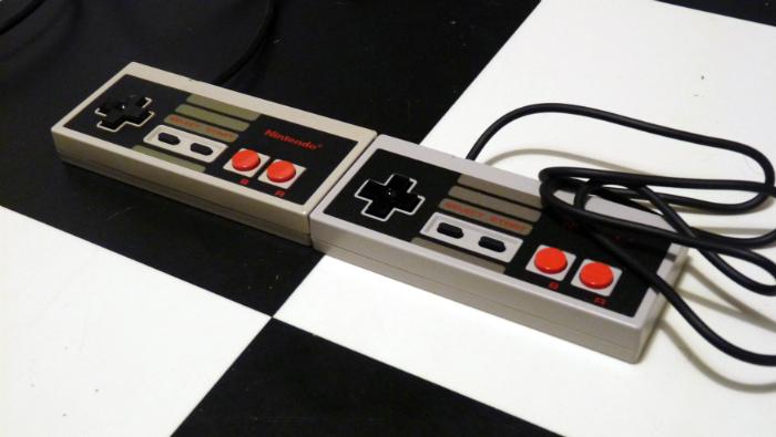 NES Controller Vergleich