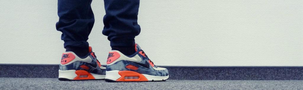 Bericht über Custom Sneaker – Turnschuhe wechseln die Farbe
